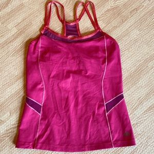 ALO YOGA CoolFit Mesh Strappy Tank Top